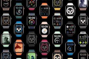 واچ فیسهای جدید watchOS 7 برای اپل واچ سری ۳ عرضه نمیشوند