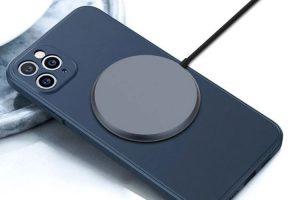شارژر مغناطیسی MagSafe برای آیفونهای جدید اپل معرفی شد