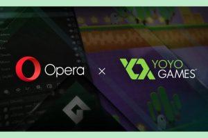 اوپرا شرکت سازندهی موتور بازیسازی GameMaker را خرید